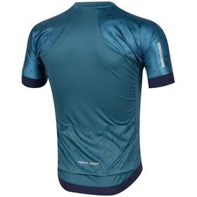 PEARL iZUMi Elite Pursuit Speed Jersey Herren teal/navy paisley